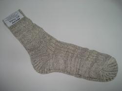 носки из крапивы со льном